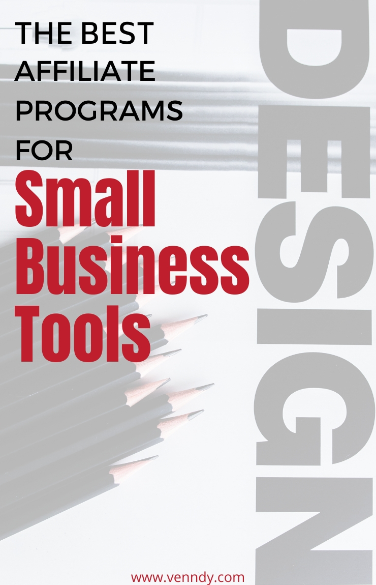 The best affiliate programs for small business tools and software