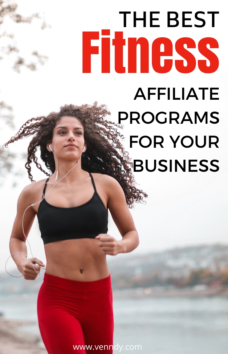 The best fitness affiliate programs for your business