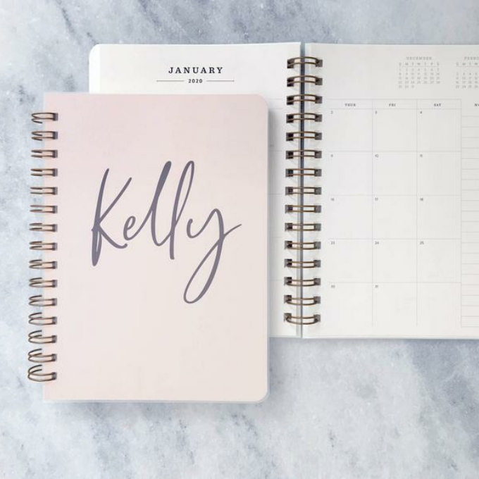 Personalized 2021 Planner