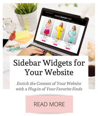 Enrich the Content of Your Website with a Plug-in of Your Favorite Finds